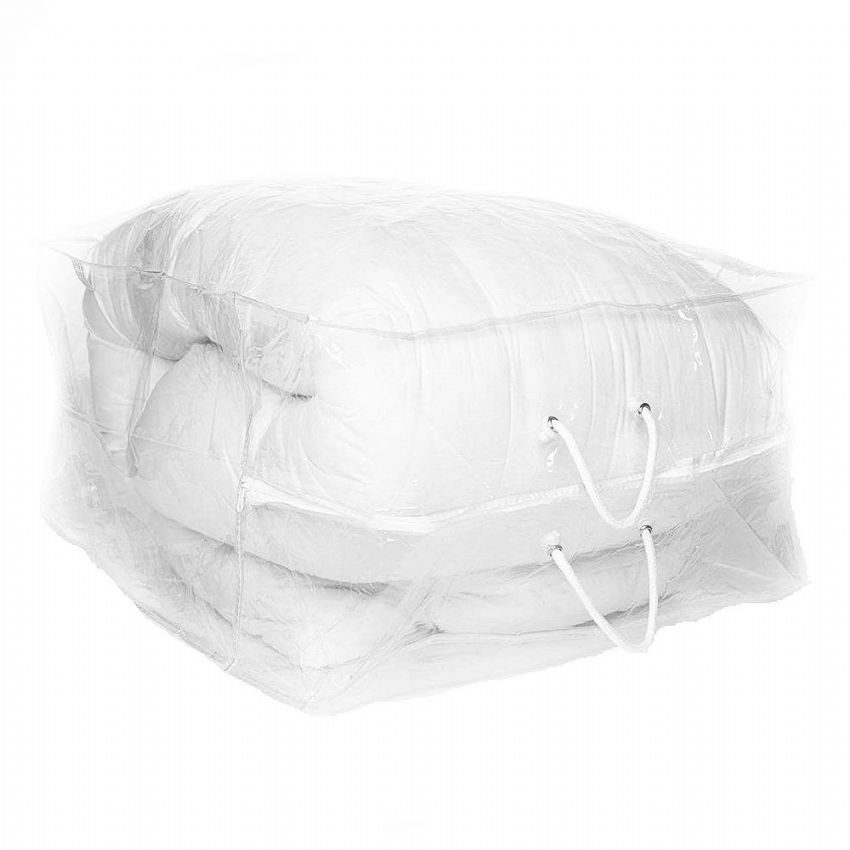 Optic Super King Duvet Storage Bags (3 Pack)